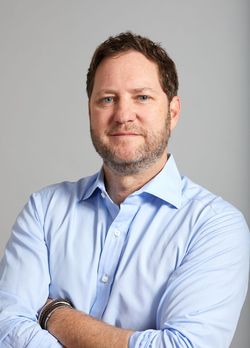 Andrew Lindner headshot