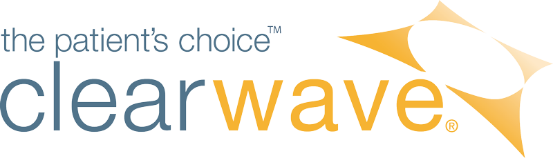 Clearwave logo