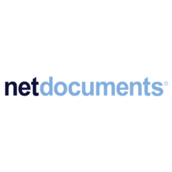 NetDocuments logo