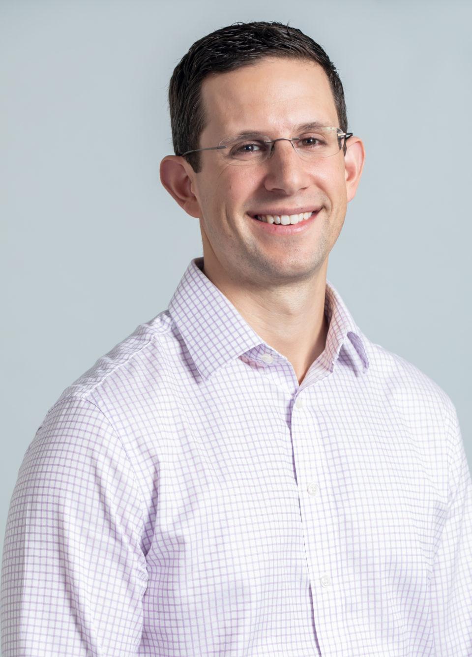 Tim Bechtold headshot