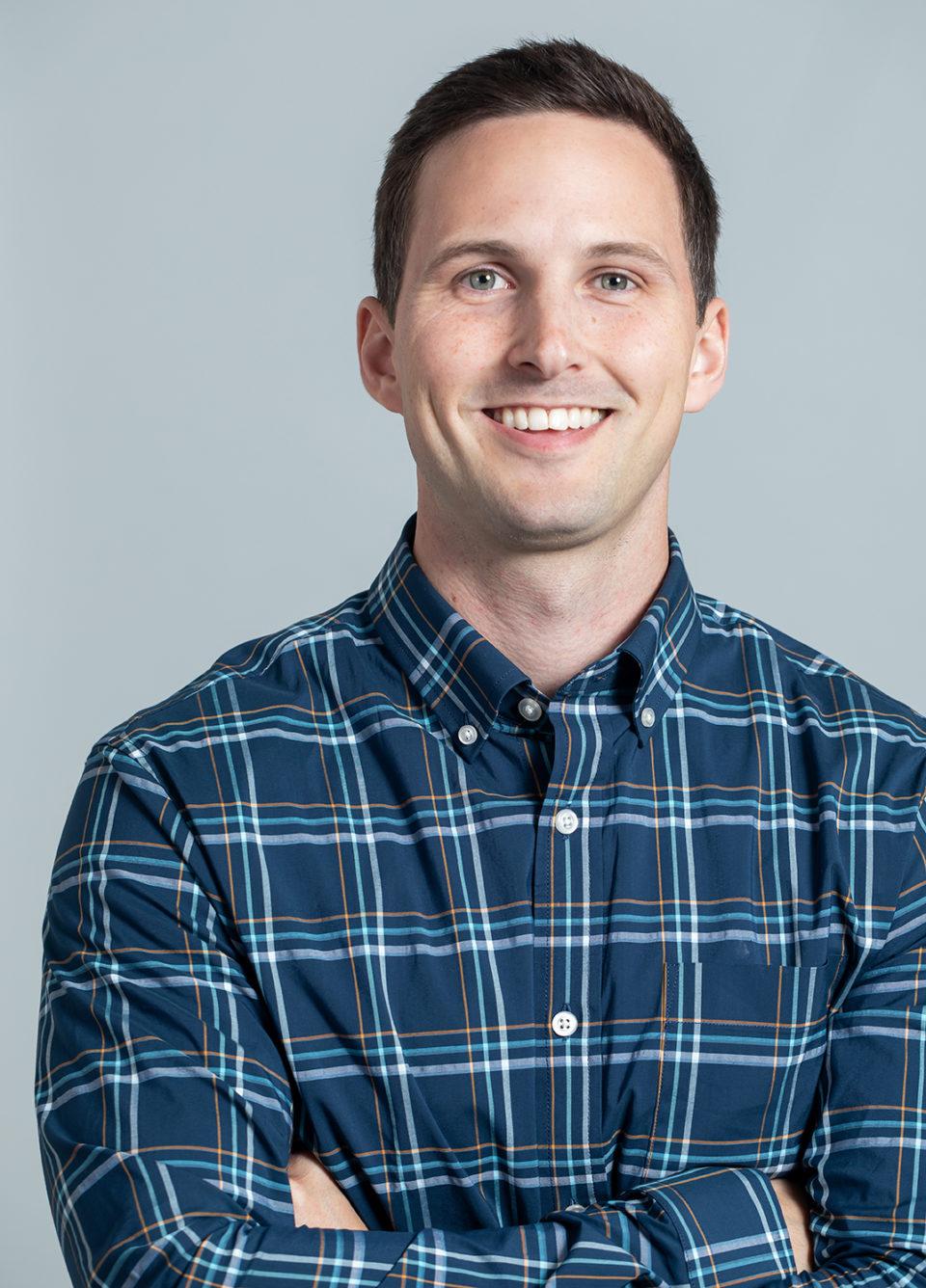 Tyler Krueger, Frontier VP