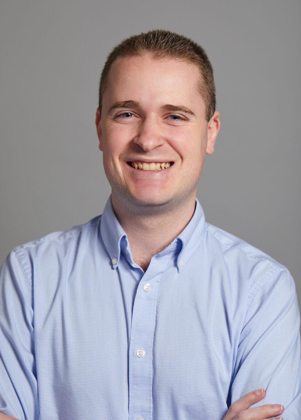 Daniel  Gamlin headshot