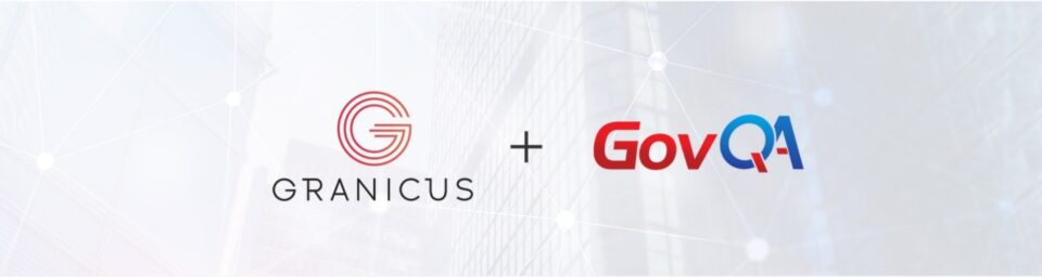Featured image for Frontier Growth Announces the Aquisition of GovQA by Granicus
